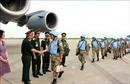 Thêm hai sỹ quan lên đường làm nhiệm vụ gìn giữ hòa bình tại Nam Sudan