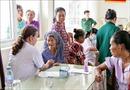 Khám bệnh, cấp thuốc miễn phí cho người nghèo ở Cù Lao Dung
