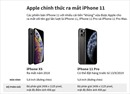 Sự khác biệt giữa iPhone 11 Pro và iPhone XS