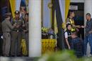 Một thư ký tòa án Thái Lan bị buộc tội giết người trong vụ nổ súng tại phiên tòa