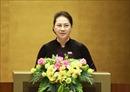 Chủ tịch Quốc hội Nguyễn Thị Kim Ngân gửi thư tới các Chủ tịch Nghị viện thành viên AIPA