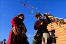 Moskva bắt đầu mùa lễ hội truyền thống Maslenitsa