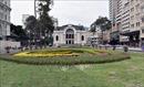 Khởi công khôi phục và nâng cấp công viên trước Nhà hát TP Hồ Chí Minh
