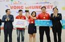 Ứng dụng tìm máu cứu người của sinh viên đạt giải nhất cuộc thi Ý tưởng kinh doanh 2019