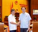 GS. Nguyễn Anh Trí: Chủ tịch nước Trần Đại Quang rất gần gũi, tình cảm