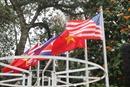 Hà Nội rực rỡ cờ hoa chào đón Hội nghị Thượng đỉnh Mỹ - Triều Tiên lần 2