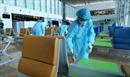 Hải quan cửa khẩu sân bay Quốc tế Cam Ranh giám sát chặt các chuyến bay từ Hàn Quốc