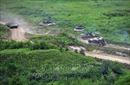 Nga 'khoe' hàng trăm thiết bị quân sự hiện đại trong diễn tập phòng không quy mô lớn