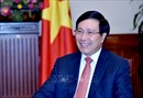 Phó Thủ tướng Phạm Bình Minh làm việc với Đại sứ, Trưởng phái đoàn EU