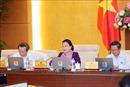 Phiên họp thứ 27 Ủy ban Thường vụ Quốc hội khóa XIV: Nâng cao hiệu quả quản lý đầu tư công