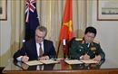 Việt Nam-Australia ký Tuyên bố tầm nhìn chung về thúc đẩy hợp tác quốc phòng