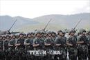 Trung Quốc, Ấn Độ huấn luyện chung chống khủng bố