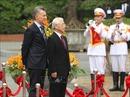 Việt Nam-Argentina hướng tới quan hệ đối tác chiến lược nhằm thúc đẩy thương mại và đầu tư