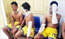 Chùm bóng bay phát nổ, ba cầu thủ Sông Lam Nghệ An nhập viện