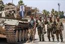 Quân Chính phủ Syria kiểm soát Manbij
