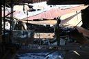 30 ki ốt, sạp hàng chợ Phước Long bị thiêu rụi trong đêm