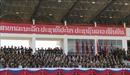 Lào tổ chức trọng thể Mít tinh kỷ niệm 70 năm Ngày thành lập Quân đội nhân dân Lào