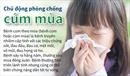 Bộ Y tế khuyến cáo các biện chủ động phòng chống cúm mùa hiệu quả