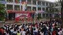 Khoảng 1.300 học sinh tiểu học Hà Nội tham gia Cuộc thi Olympic tiếng Anh