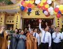 Phó Thủ tướng Trương Hoà Bình chúc mừng Đại lễ Phật đản tại TP Hồ Chí Minh
