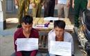 Bắt hai đối tượng người Lào vận chuyển 120.000 viên ma túy tổng hợp