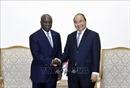 Thủ tướng Nguyễn Xuân Phúc tiếp Bộ trưởng Ngoại giao Bờ Biển Ngà