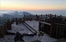 Đêm 6/11, vùng núi cao Bắc Bộ có băng giá và sương muối; vịnh Bắc Bộ gió giật cấp 8