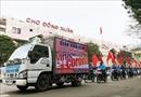 Xe lưu động len lỏi '36 phố phường' tuyên truyền phòng, chống dịch COVID-19