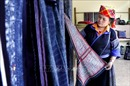 Bảo tồn nghề dệt thổ cẩm của đồng bào Mông ở huyện Mù Cang Chải