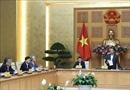 Thủ tướng chủ trì phiên họp Hội đồng Tư vấn chính sách tài chính, tiền tệ quốc gia