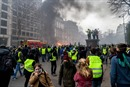 Phong trào Áo vàng có nguy cơ trở thành một Intifada ở châu Âu?
