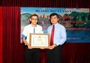 Nhà vô địch Đường lên đỉnh Olympia 2018 nhận Bằng khen của Bộ trưởng Bộ GD-ĐT