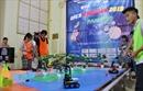 Giới trẻ Hà Nội tự tin tạo ra Robot thu hoạch nông nghiệp