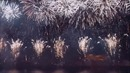 Lễ hội pháo hoa rực sáng bầu trời Kaliningrad