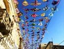 Hàng nghìn cánh diều rực rỡ sắc màu bay trên đảo Gozo, Malta