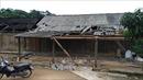 Lốc xoáy gây thiệt hại lớn tại Kỳ Sơn, Nghệ An