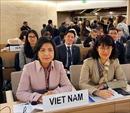 Việt Nam tham dự phiên khai mạc Khoá họp lần thứ 43 Hội đồng Nhân quyền LHQ