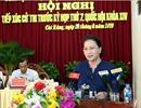 Chủ tịch Quốc hội Nguyễn Thị Kim Ngân tiếp xúc cử tri tại huyện Phong Điền và quận Cái Răng, Cần Thơ