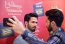 Khai trương tượng sáp của ngôi sao điện ảnh Shahid Kapoor tại Bảo tàng Madame Tussauds Singapore