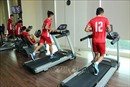 U19 Việt Nam tập nhẹ sau trận thua Jordan