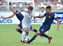 Sài Gòn FC vươn lên nhóm dẫn đầu bảng xếp hạng tại V.League 2019