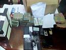 Triệt phá đường dây tổ chức đánh bạc trên mạng quy mô lớn tại Hà Nội