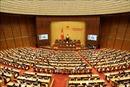 Phân công soạn thảo 37 văn bản quy định chi tiết thi hành 9 Luật, nghị quyết
