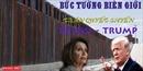Bức tường biên giới: Trận quyết chiến Trump - Pelosi