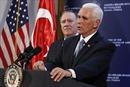 Theo chân 9 giờ đàm phán tại Thổ Nhĩ Kỳ của Phó Tổng thống Mỹ