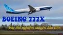 'Siêu máy bay' Boeing 777X hoàn thành chuyến bay thử nghiệm đầu tiên