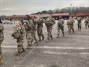 Mỹ bắt đầu đợt triển khai quân đội lớn nhất tại châu Âu trong 25 năm
