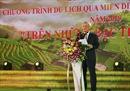 Phó Chủ tịch Quốc hội Uông Chu Lưu dự lễ khai mạc 'Qua miền di sản ruộng bậc thang' Hoàng Su Phì