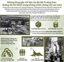 Những đóng góp nổi bật của Bộ đội Trường Sơn, đường Hồ Chí Minh trong kháng chiến chống Mỹ cứu nước