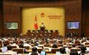 Kỳ họp thứ 7, Quốc hội khóa XIV: Nghe báo cáo giải trình và thảo luận 2 dự án Luật